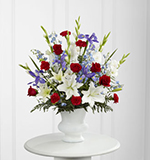Cherished Farewell Arrangement
