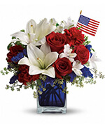America the Beautiful by Teleflora